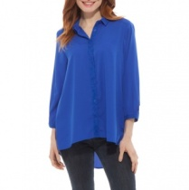 button-front-collard-blouse-790660